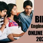 Bihar Engineering Online Form 2020